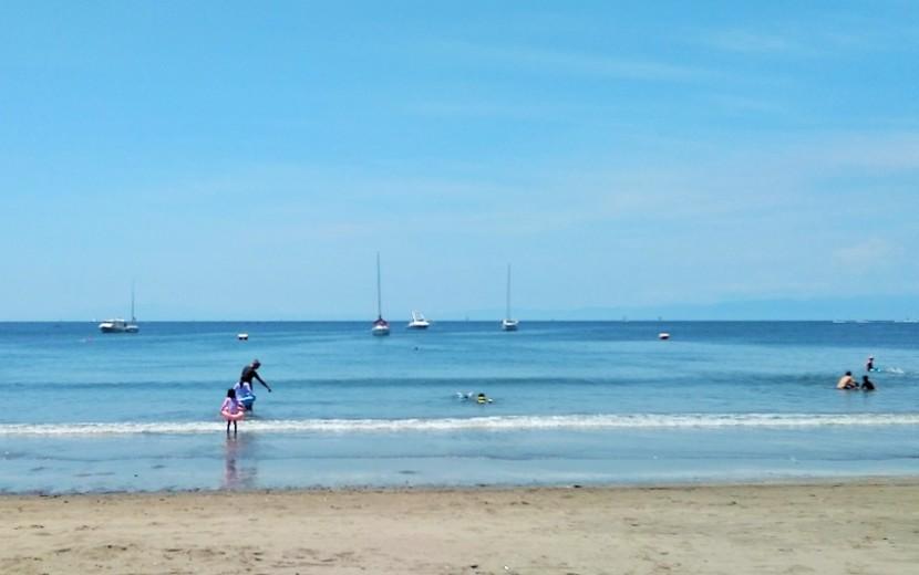Beach August